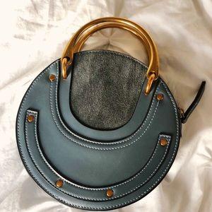 Ainfeel Circle Bag in blue grey